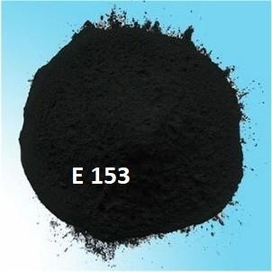 Активированный уголь Е 153